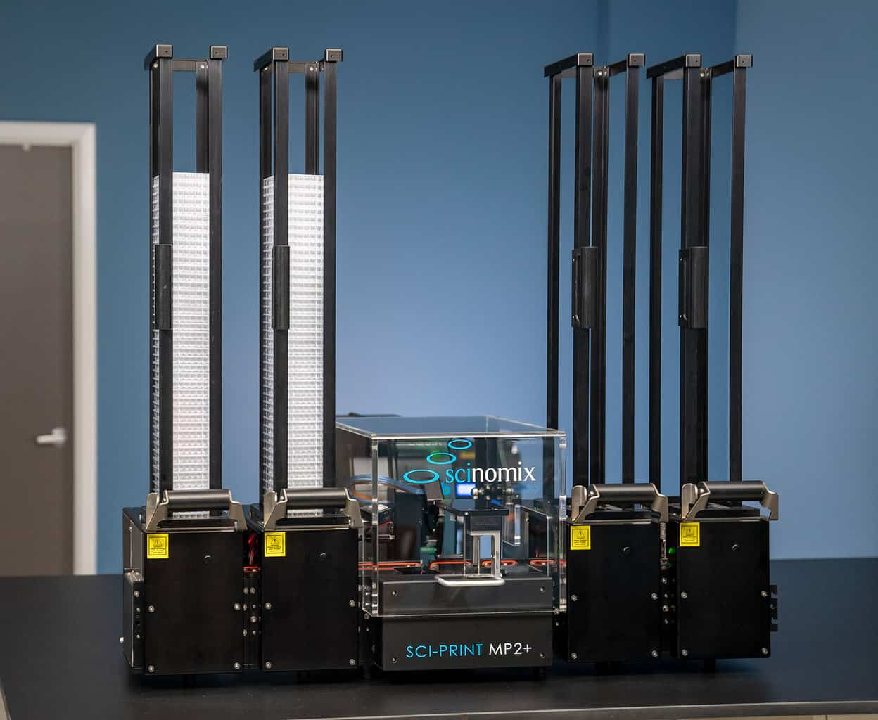 Sci-Print-MP2+ Plate Labeling System