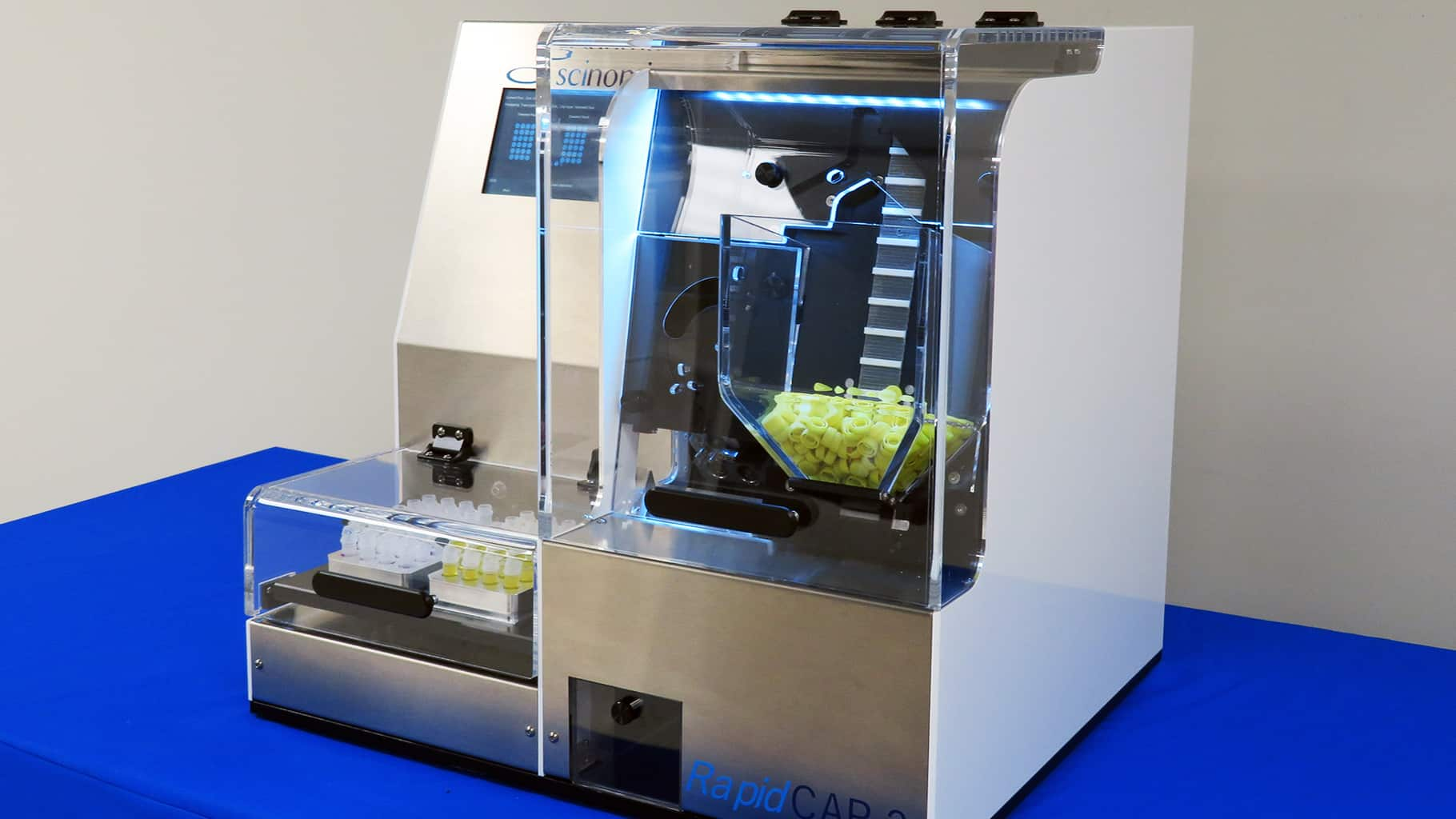 Scinomix RapidCAP2 Automated Capping & Decapping System