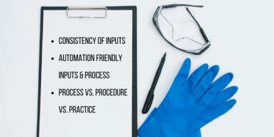 Right-Sizing Your Inputs & Processes for Lab Automation